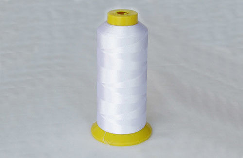 Fiberglass Sewing Thread Industrial Filter Cloth Smooth Surface High Elasticity Module