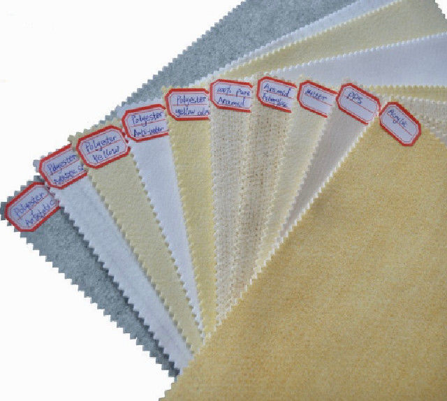 Polytetrafluoroethylene Industrial Filter Cloth High Temperature Resistance