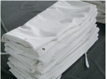 Custom Color Woven Filter Cloth , Cotton Woven Geotextile Filter Fabric